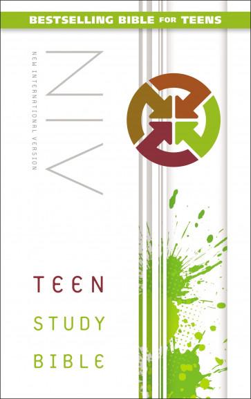 Teen Study Bible, NIV - Softcover