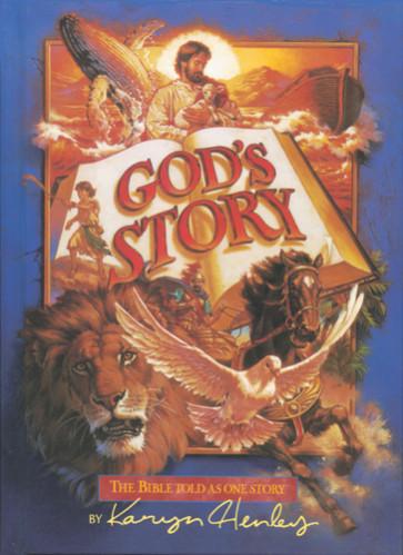 God's Story - Hardcover