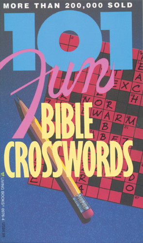 101 Fun Bible Crosswords - Softcover