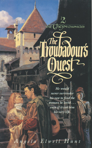 The Troubadour's Quest - Softcover