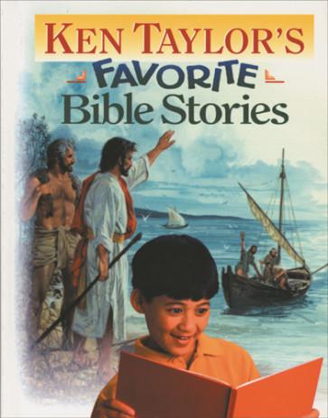 Ken Taylor's Favorite Bible Stories - Hardcover
