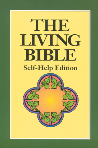 Holy Bible, Self-Help Edition: TLB - Softcover