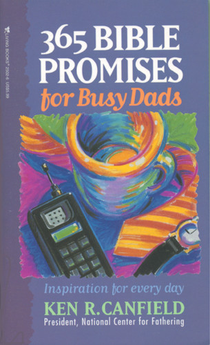 365 Bible Promises for Busy Dads - Softcover