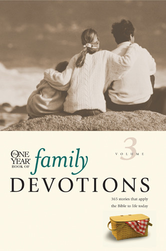 The One Year Book of Family Devotions Volume 3 - Softcover