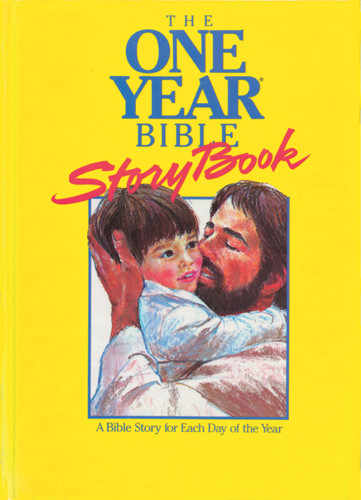 The One Year Bible Story Book - Hardcover