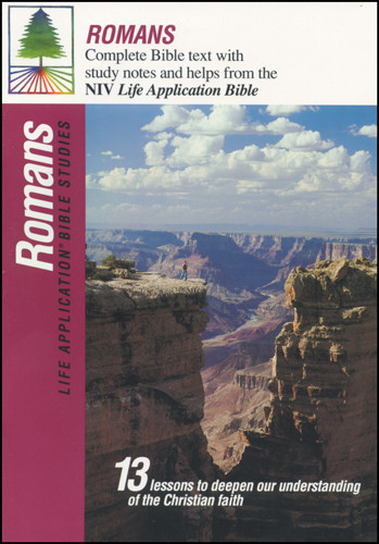 Life Application Bible Studies: Romans: NIV - Softcover
