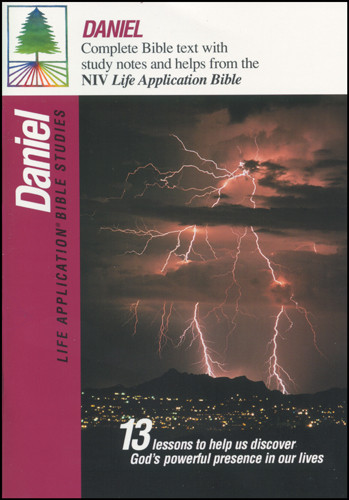 Life Application Bible Studies: Daniel: NIV84 - Softcover