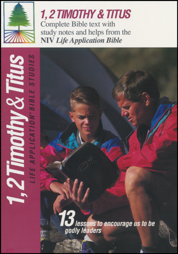 Life Application Bible Studies: 1 & 2 Timothy & Titus: NIV - Softcover