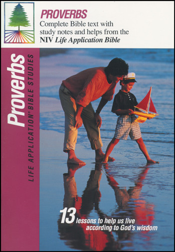 Life Application Bible Studies: Proverbs: NIV - Softcover