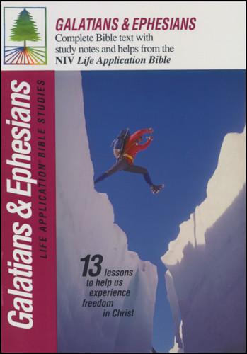 Life Application Bible Studies: Galatians & Ephesians: NIV84 - Softcover