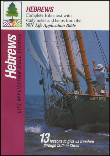 Life Application Bible Studies: Hebrews: NIV84 - Softcover