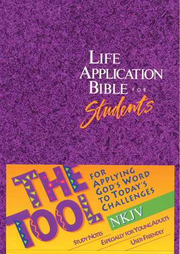 Student's Life Application Bible: NKJV - Softcover