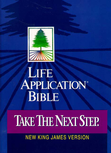 Life Application Bible: NKJV - Hardcover
