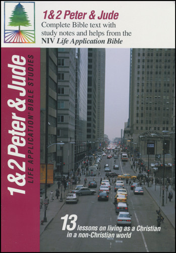 Life Application Bible Studies: 1 & 2 Peter & Jude: NLT - Softcover