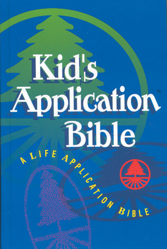 Kid's Application Bible: TLB - Hardcover