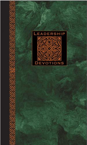 Leadership Devotions - Hardcover