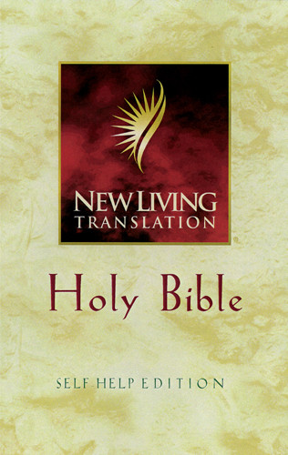 Holy Bible, Self-Help Edition: NLT1 - Softcover