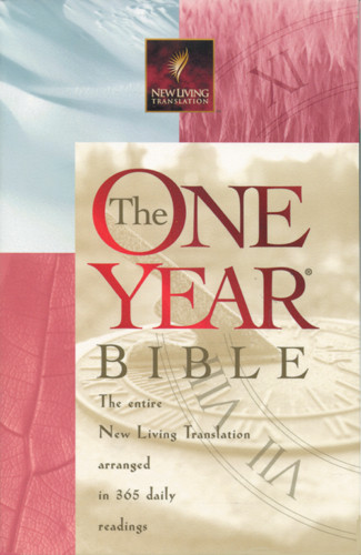 The One Year Bible: NLT1 - Softcover