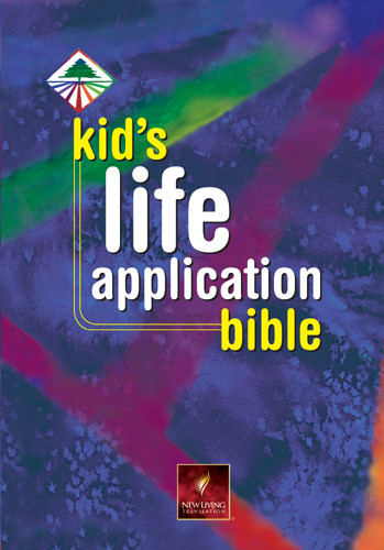 Kid's Life Application Bible: NLT1 - Hardcover