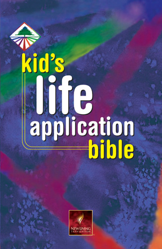 Kid's Life Application Bible: NLT1 - Softcover