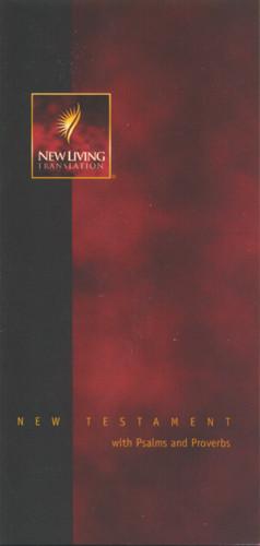 Pocket Thinline New Testament: NLT1 - Softcover