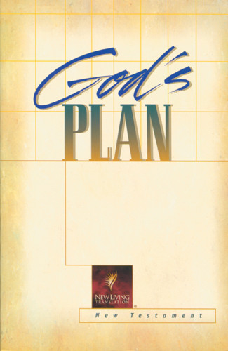God's Plan New Testament: NLT1 - Softcover