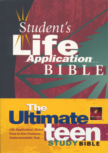 Student's Life Application Bible: NLT1 - Softcover