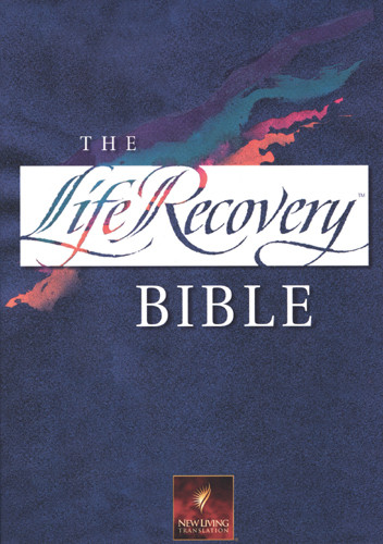 The Life Recovery Bible: NLT1 - Softcover