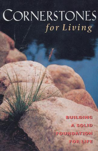 Cornerstones for Living: NLT1 - Softcover
