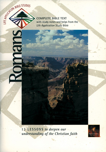 Life Application Bible Studies: Romans: NLT1 - Softcover