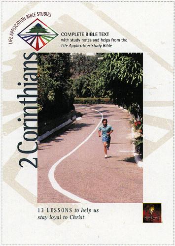 Life Application Bible Studies: 2 Corinthians: NLT1 - Softcover