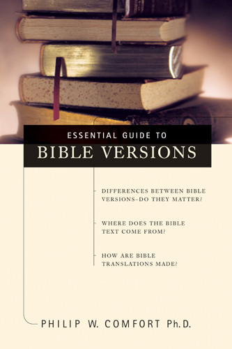 Essential Guide to Bible Versions - Softcover