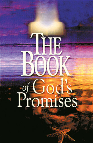 The Book of God's Promises: NLT1 - Softcover