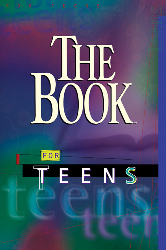 The Book for Teens: NLT1 - Hardcover