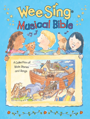 Wee Sing Musical Bible - Mixed media product
