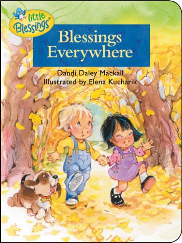 Blessings Everywhere - Board book