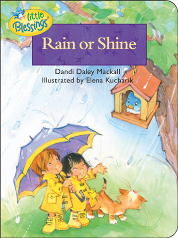 Rain or Shine - Board book
