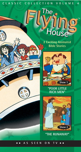 Poor Little Rich Men & The Runaway - VHS video