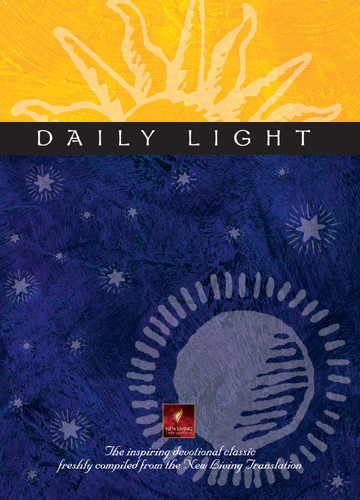 Daily Light - Hardcover With printed dust jacket