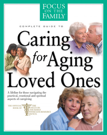 Caring for Aging Loved Ones - Hardcover