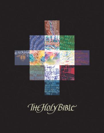 The Holy Bible, Botts Illustrated Edition: NLT1 - Bonded Leather Black