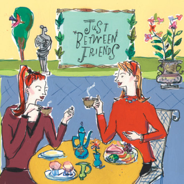 Just Between Friends 2001 Calendar - Calendar