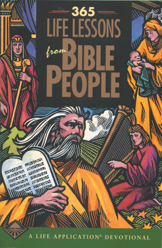 365 Life Lessons from Bible People - Softcover