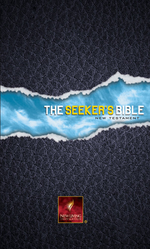 The Seeker's Bible New Testament: NLT1 - Softcover