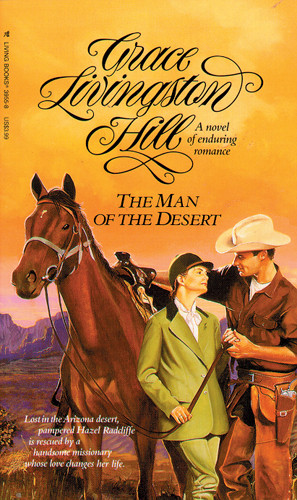 The Man of the Desert - Softcover