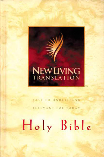 Holy Bible, Deluxe Text Edition: NLT1 - Hardcover