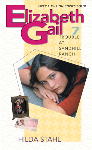 Trouble at Sandhill Ranch - Softcover