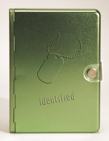 Metal Bible: NLT1 - Other book format Green