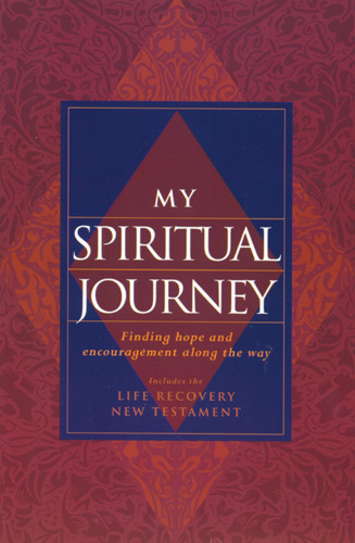 My Spiritual Journey: Life Recovery New Testament: TLB - Softcover