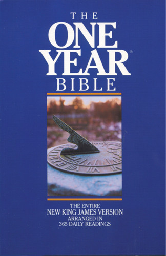 The One Year Bible NKJV - Softcover